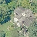 Lawrence Hughes' House (Birds Eye)