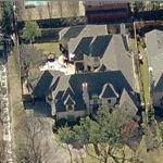Barry E. Davis' house (Birds Eye)