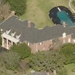 Clarence P. Cazalot's house (Birds Eye)
