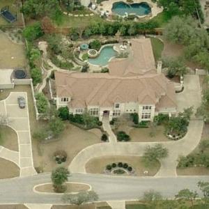 Mike Ciskowski's house (Birds Eye)