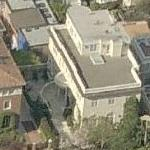 Sharon Stone's Basic Instinct House (Birds Eye)