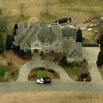 Mike Duke's house (Birds Eye)