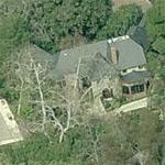 John DeLorean's house (former) (Birds Eye)