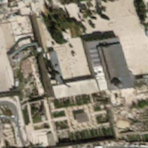 Al-Aqsa Mosque (Bing Maps)
