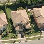 Brandon Phillips' house (Birds Eye)
