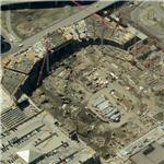 Target Field (under construction) (Birds Eye)