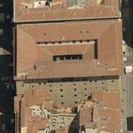 Palazzo Strozzi (Birds Eye)