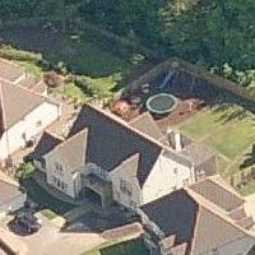 John Higgins' House in Bothwell, United Kingdom (Google Maps)