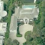 James Nederlander's house (Birds Eye)