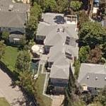 Darin Feinstein's House (Former) (Birds Eye)