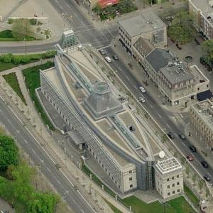Embassy of the United States, Ottawa (Bing Maps)
