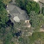 Ginger Rogers' house (former) (Birds Eye)
