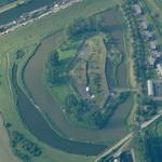 Fort Vijfhuizen (Birds Eye)