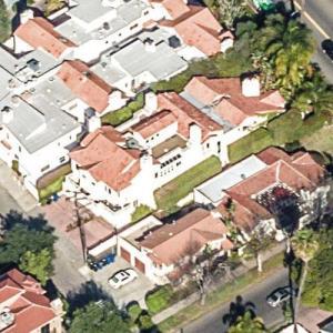 Nicole Simpson/Ron Goldman murder site (Birds Eye)