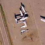 Fairchild C-119 Boxcar (Bing Maps)