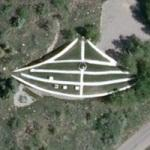'Turner Residence' by John Lautner (Bing Maps)