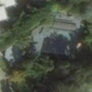 Chris Martin's House (Bing Maps)