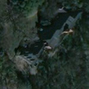 Lee Raymond's house (Bing Maps)