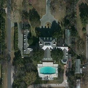 Cary Maguire's house (Bing Maps)