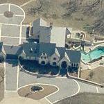 Mike Boney's house (Birds Eye)