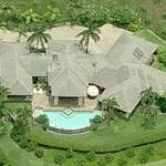 Ron Mayuiers' house (Birds Eye)