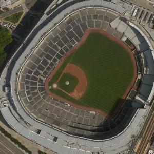New Yankee Stadium (Bing Maps)
