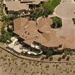 Criss Angel's house (Birds Eye)