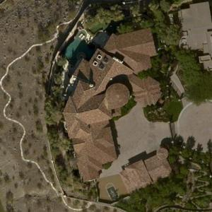 Criss Angel's House (Not) (Bing Maps)