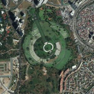 Manila American Cemetery and Memorial (Bing Maps)