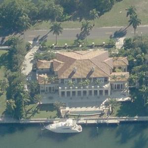 Ricardo Albarrán Campillo's house (Bing Maps)