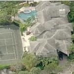 Jorge Gaviria's house (Birds Eye)