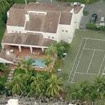 Carlos Azar's house (Birds Eye)