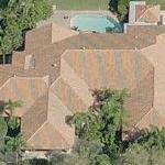 Vincent Clarke's house (Birds Eye)