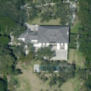 Elle MacPherson's House (Birds Eye)