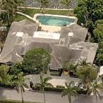 Ted Bell's house (Birds Eye)