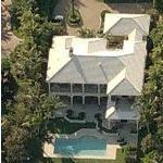 J. David Grissom's house (Birds Eye)