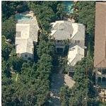 L. Thomas Williams' house (Birds Eye)