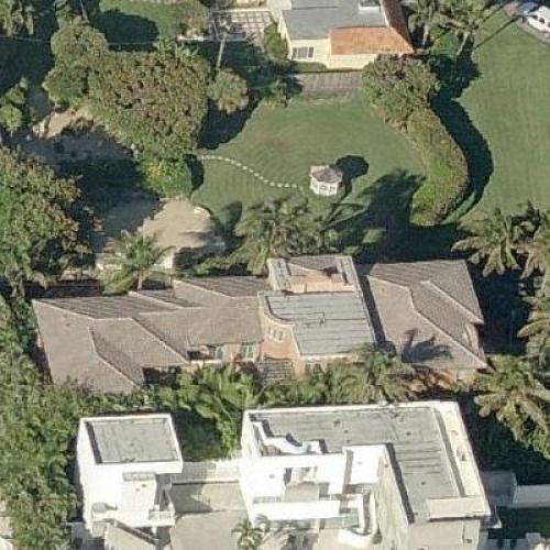 New Acura Dealership In Delray Beach Fl 33483: Leonard Albanese's House (Former) In Delray Beach, FL