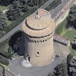 St. John's Tower and Vatican Walls (Bing Maps)