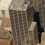 Simmons Bank Tower (tallest building in Arkansas) (Birds Eye)