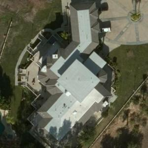 Jake Paul's House (Bing Maps)