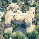 Cyrus Badii's House (Birds Eye)