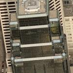 One Kansas City Place (tallest building in Missouri) (Birds Eye)