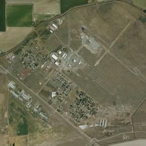 Tule Lake War Relocation Center (Bing Maps)