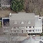 Amityville Horror home (Birds Eye)