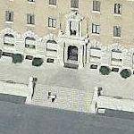 Vatican Government Palace (Bing Maps)
