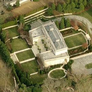 Spencer Hays' House (Bing Maps)