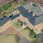 David H. Hillman's House (Birds Eye)