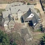 Daniel Akerson's house (Birds Eye)