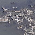 Sinking ships, barges and platforms (Bing Maps)